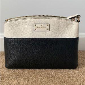 Black and White Kate Spade purse